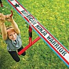 American Ninja Warrior™ Ninjaline - 34 ft with 6 Hanging Obstacles