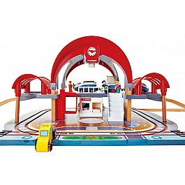 Grand City Station Train Set