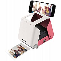 KiiPix Smartphone Printer- Pink
