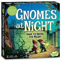 Gnomes at Night Game