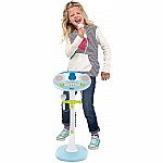 Singing Machine Kids Karaoke Pedestal
