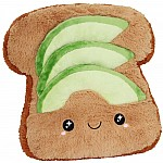 Avocado Toast - Comfort Food Squishable