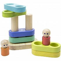 Tegu Magnetic Floating Stacker
