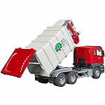 Bruder MAN TGS Side Loading Garbage Truck