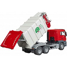 MAN TGS Side-Loading Garbage Truck