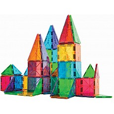 Magna-Tiles Clear Colors 100 Piece Set (PICKUP OR DELIVERY)
