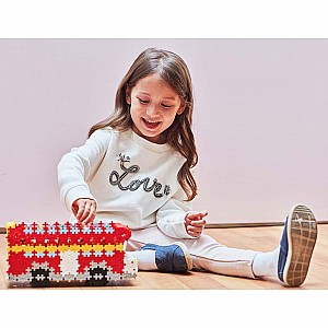 Plus-Plus Learn To Build - Basic 400 Piece Set