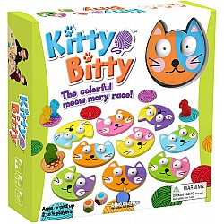 Blue Orange Kitty Bitty Game