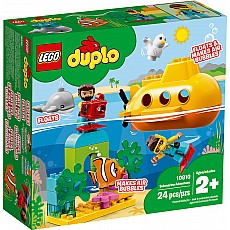 Submarine Adventure Lego Duplo