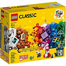 LEGO® Classic - Windows of Creativity