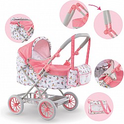 Corolle Doll Carriage & Nursery Bag