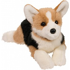 Douglas Konner Tri-Color Welsh Corgi - 19""