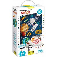 Observation Puzzle Space (60 pc)