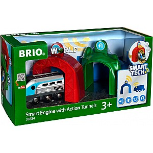BRIO® SmartTech™ Smart Engine with Action Tunnels