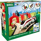 Brio SmartTech Smart Engine Set with Action Tunnels