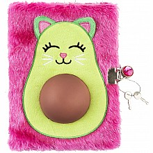 Squishy Locking Journal - Catocado