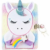 Squishy Locking Journal - Unicorn