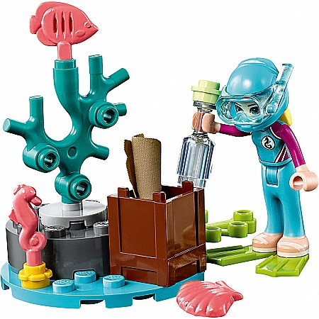 LEGO Friends - Dolphins Rescue Mission - Givens Books and ...