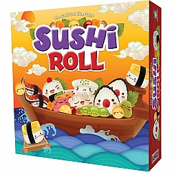 Sushi Roll Dice Game