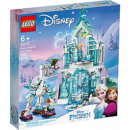 LEGO Disney - Elsa's Magical Ice Palace