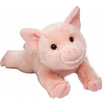 Douglas Charlize Deluxe Floppy Pig - Large 23""