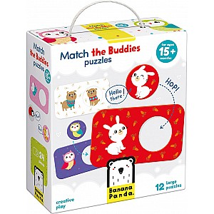 Match the Buddies Puzzle
