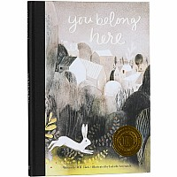 You Belong Here Hardcover Book