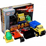 Magnetic Build-A-Truck - Construction - Special Price