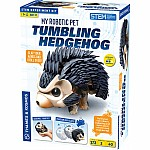 My Robotic Pet: Tumbling Hedgehog