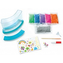 Creativity Rainbow Sandland