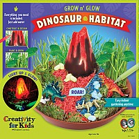 Creativity Grow n' Glow Dinosaur Habitat