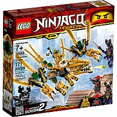 The Golden Dragon Ninjago