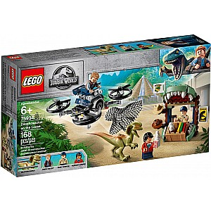 LEGO 75934 Jurassic Park® - Dilophosaurus on the Loose