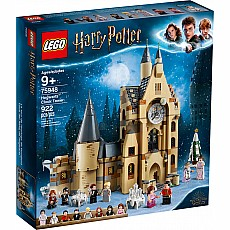 Hogwarts Clock Tower Harry Potter