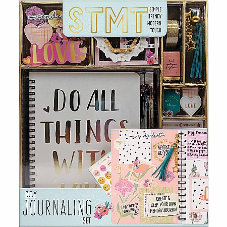 STMT DIY Journaling Set