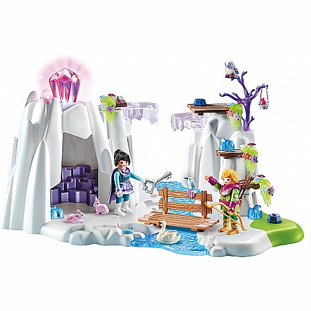 Playmobil - Crystal Palace Diamond Hideout