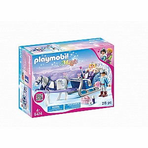 Playmobil Crystal Palace Sleigh with Royal Couple