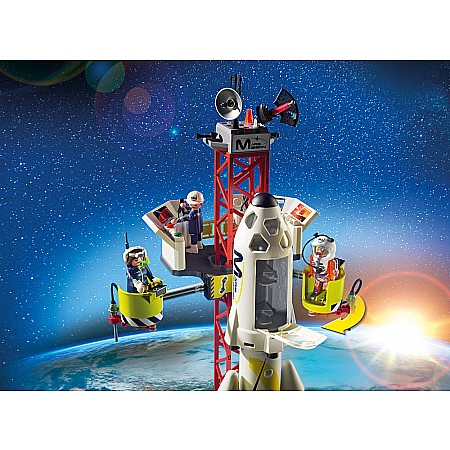 Playmobil - Space Mission Rocket with Launch Site