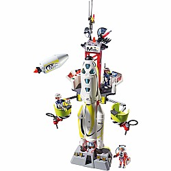 Playmobil Space Mission Rocket with Launch Site