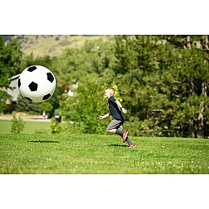 "30"" Jumbo Bounce Soccer Ball"