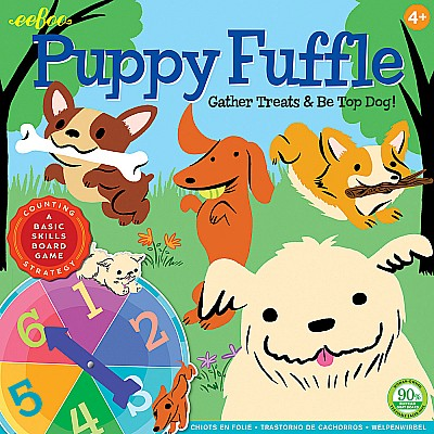 Puppy Fuffle Game