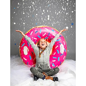 The Big n' Fresh Donut Big Snow Tube
