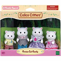 Calico Critters® Persian Cat Family
