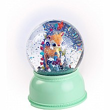 Snowglobe Fawn Night Light