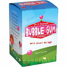 Do it Yourself Bubble Gum Workshop