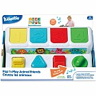 Kidoozie Pop 'n Play Animal Friends