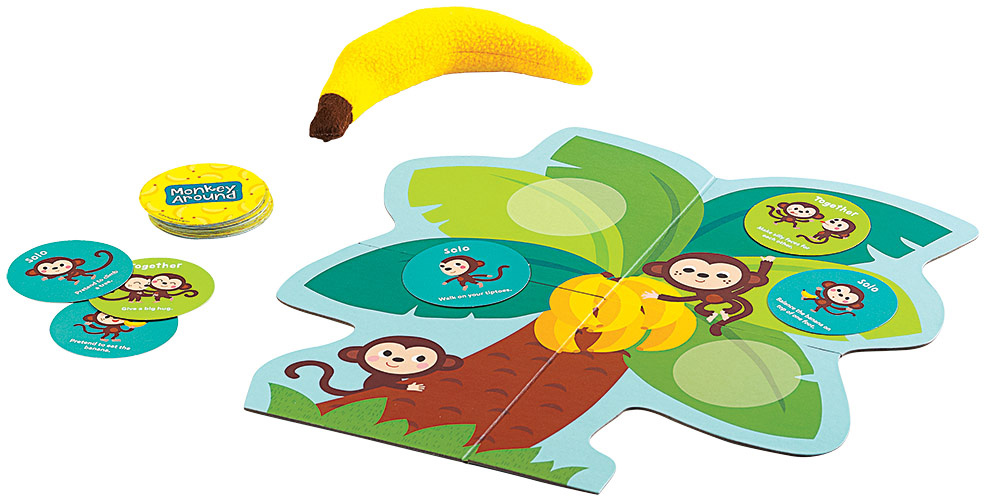 Monkey Around Game