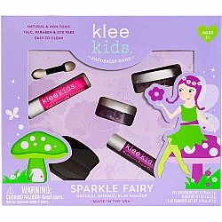 Klee Kids Sparkle Fairy Natural Mineral Play Makeup