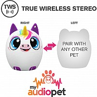 My Audio Pet - Unichord Unicorn Portable Bluetooth Speaker