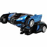 Auto Moto - Transforming Robot Car